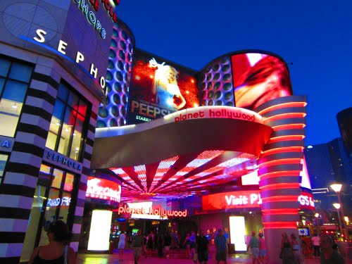 Planet Hollywood Towers by Westgate