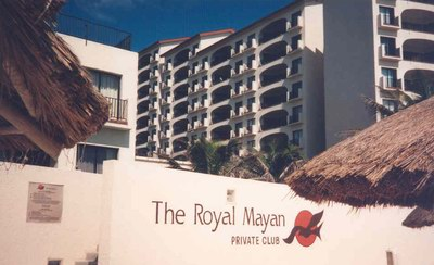 The Royal Mayan